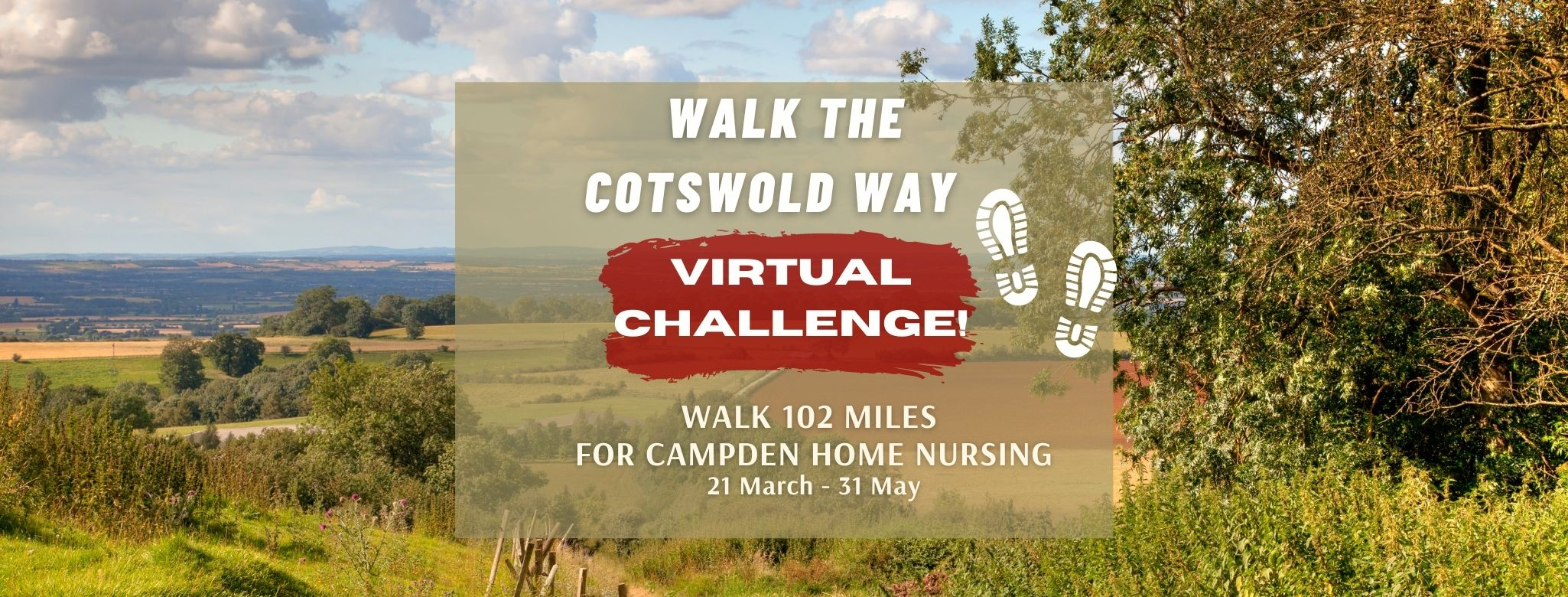 Campden Home Nursing's Virtual Walk of the Cotswold Way