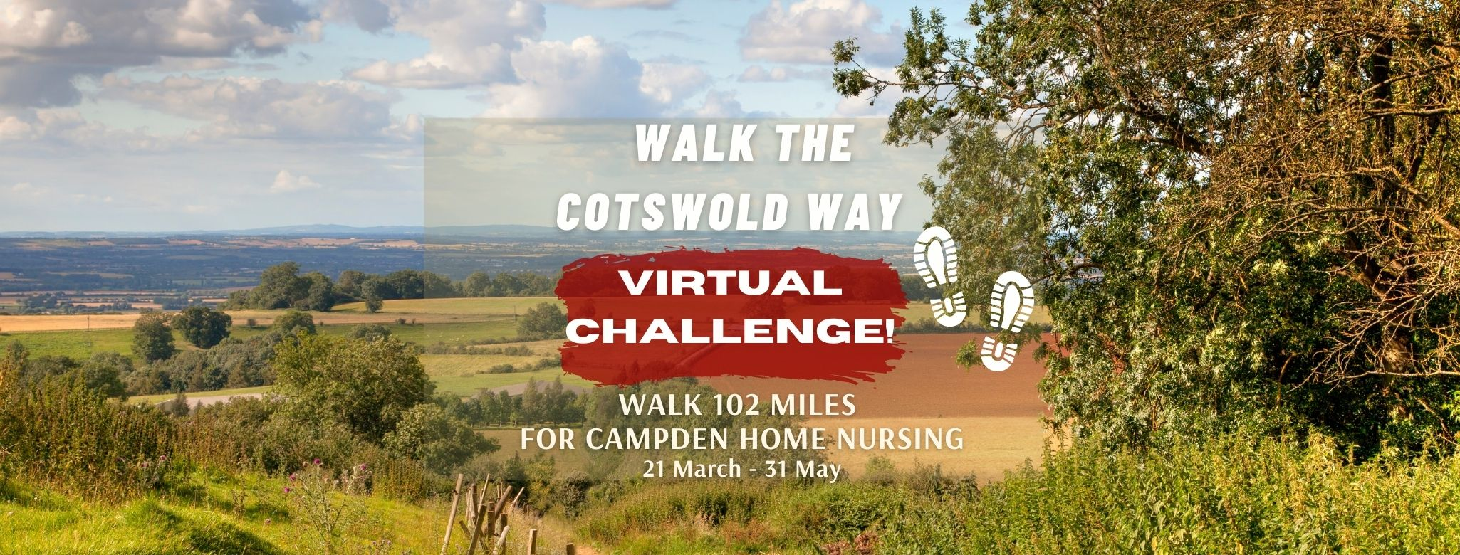 Walk The Cotswold Way (virtually)