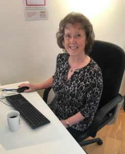 Christine Smith, a volunteer for Campden Home Nursing