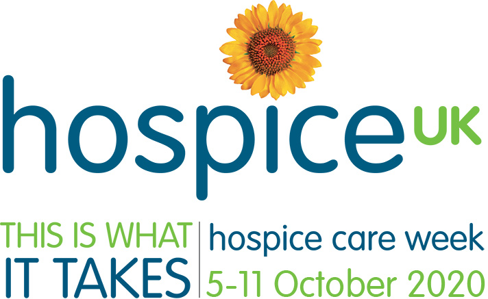 Hospice Care Week 2020 - This is what it takes