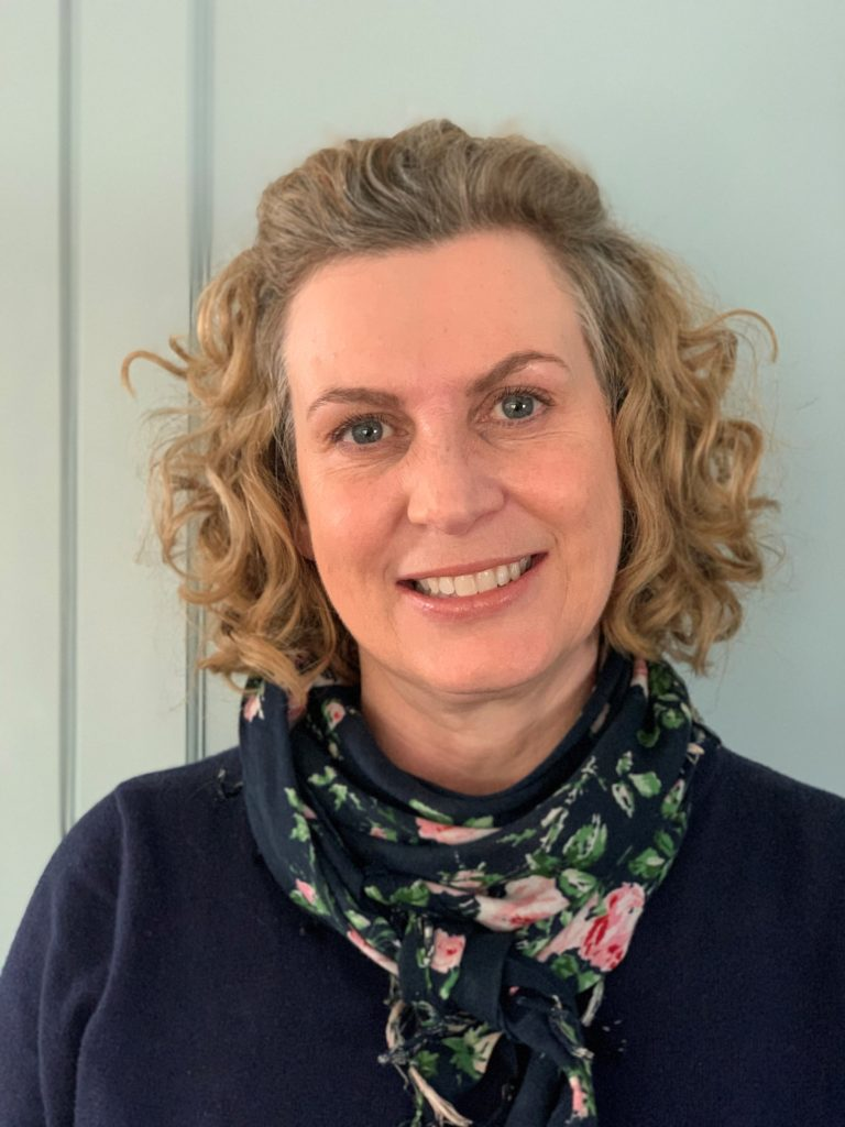 Cathy Turner, Bereavement Counsellor