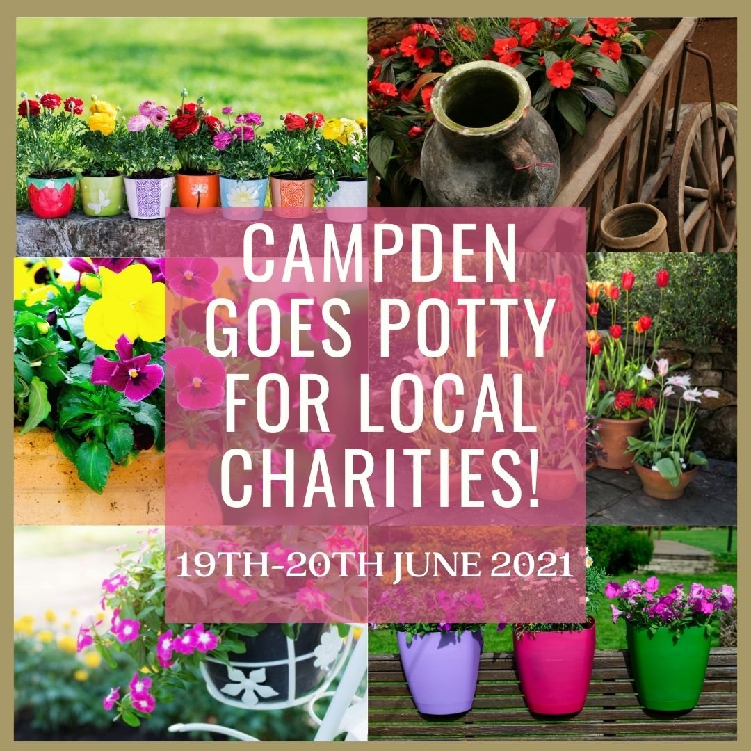 Campden goes potty for local charities