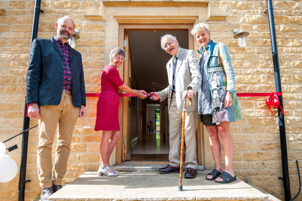 Campden Home Nursing officially opens Jecca's House